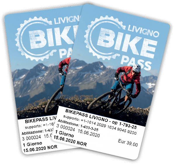 Card bikepass