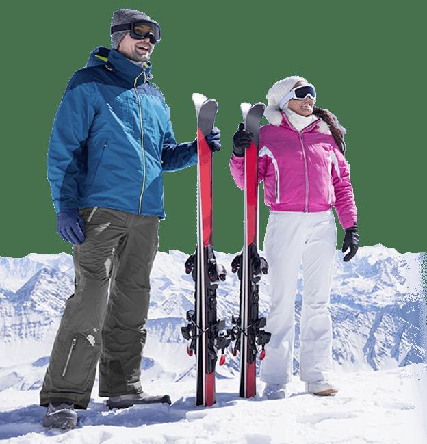 vacanze in coppia sulla neve della skiarea di Livigno