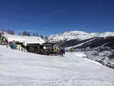 Tea da Borch a Livigno sulle Alpi