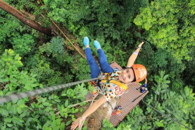 Parchi divertimento nei boschi di Livigno