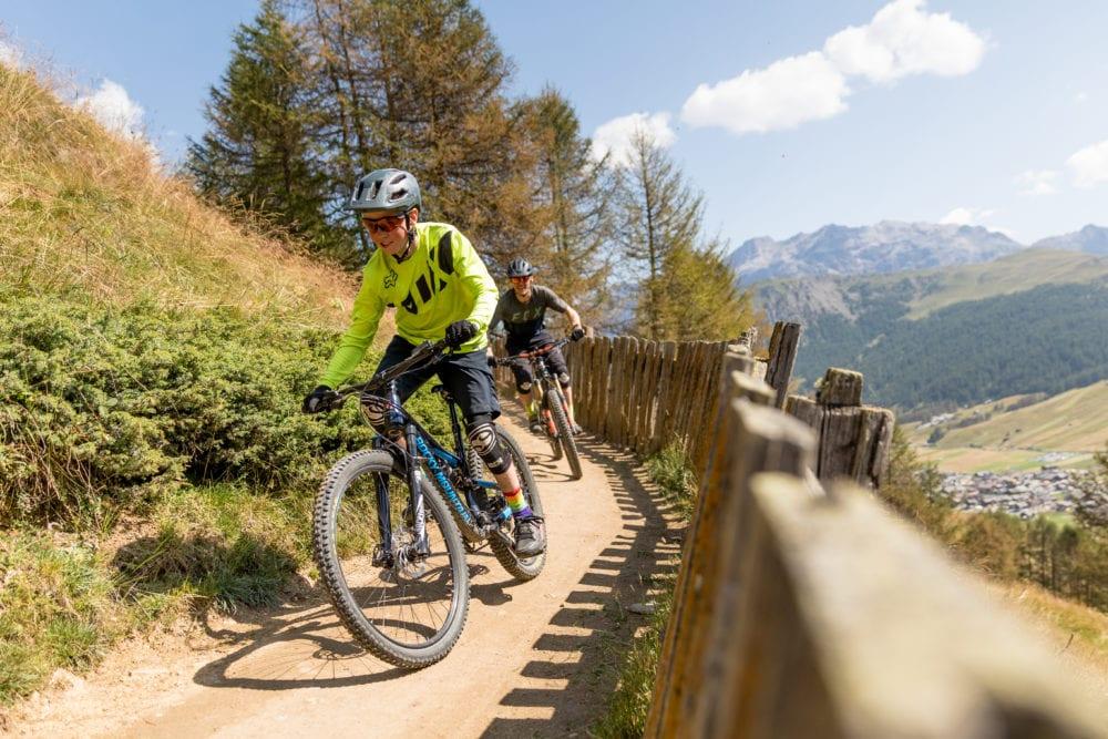 riders al mountain park carosello 3000