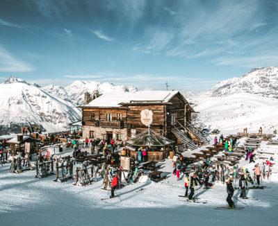 Apres ski presso Camanel a Livigno