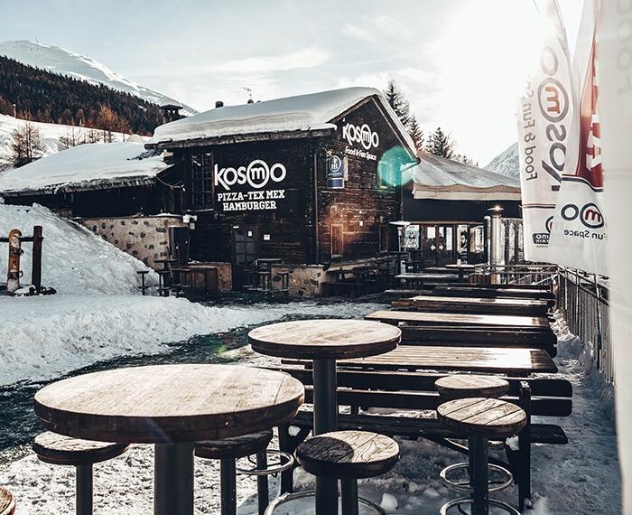 Apres ski Cosmo a Livigno