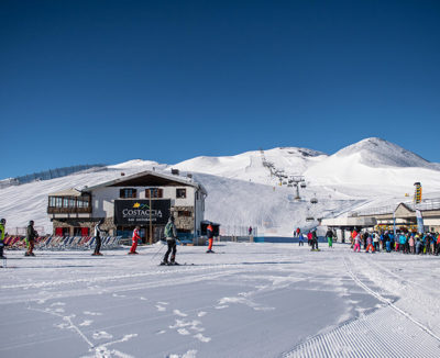 Apres Ski Costaccia, bar e ristorante a Livigno