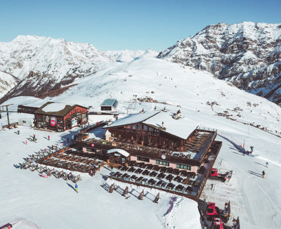 Apres ski M eating point a Livigno