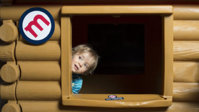 Kindergarden Mottolino a Livigno, divertimento per bambini