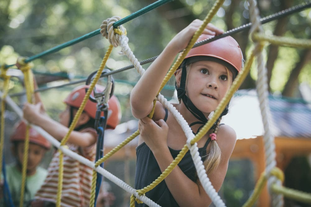 Avventure per bambini nei parchi divertimento a livigno