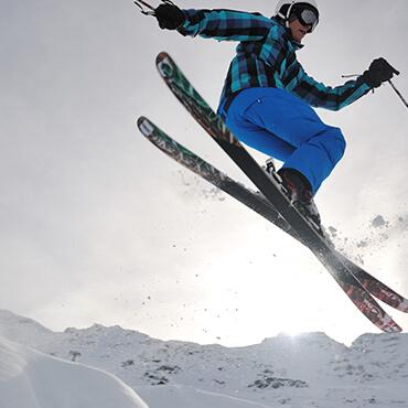 freestyle sulle Alpi