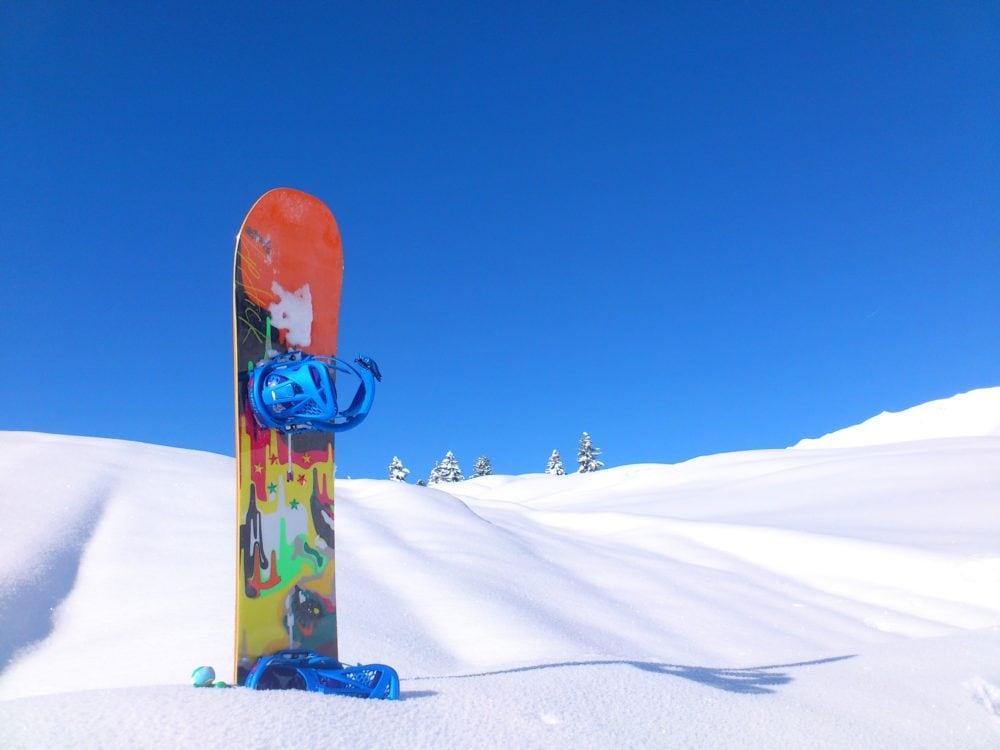Livigno, destinazione ideale per riders con lo snowboard
