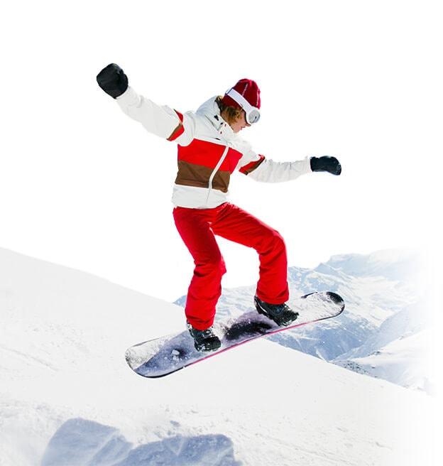 Snowpark a Livigno: per principianti e pro rider