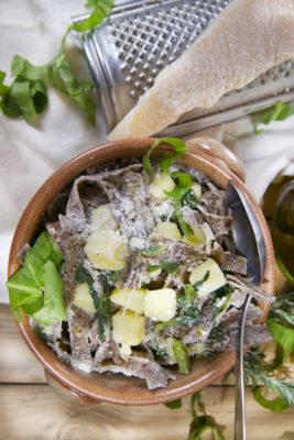 ristorante Centrale a Livigno con piatti della tradizione valtellinese