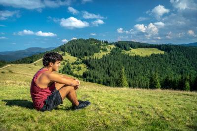 Montagne in estate, vacanze a livigno