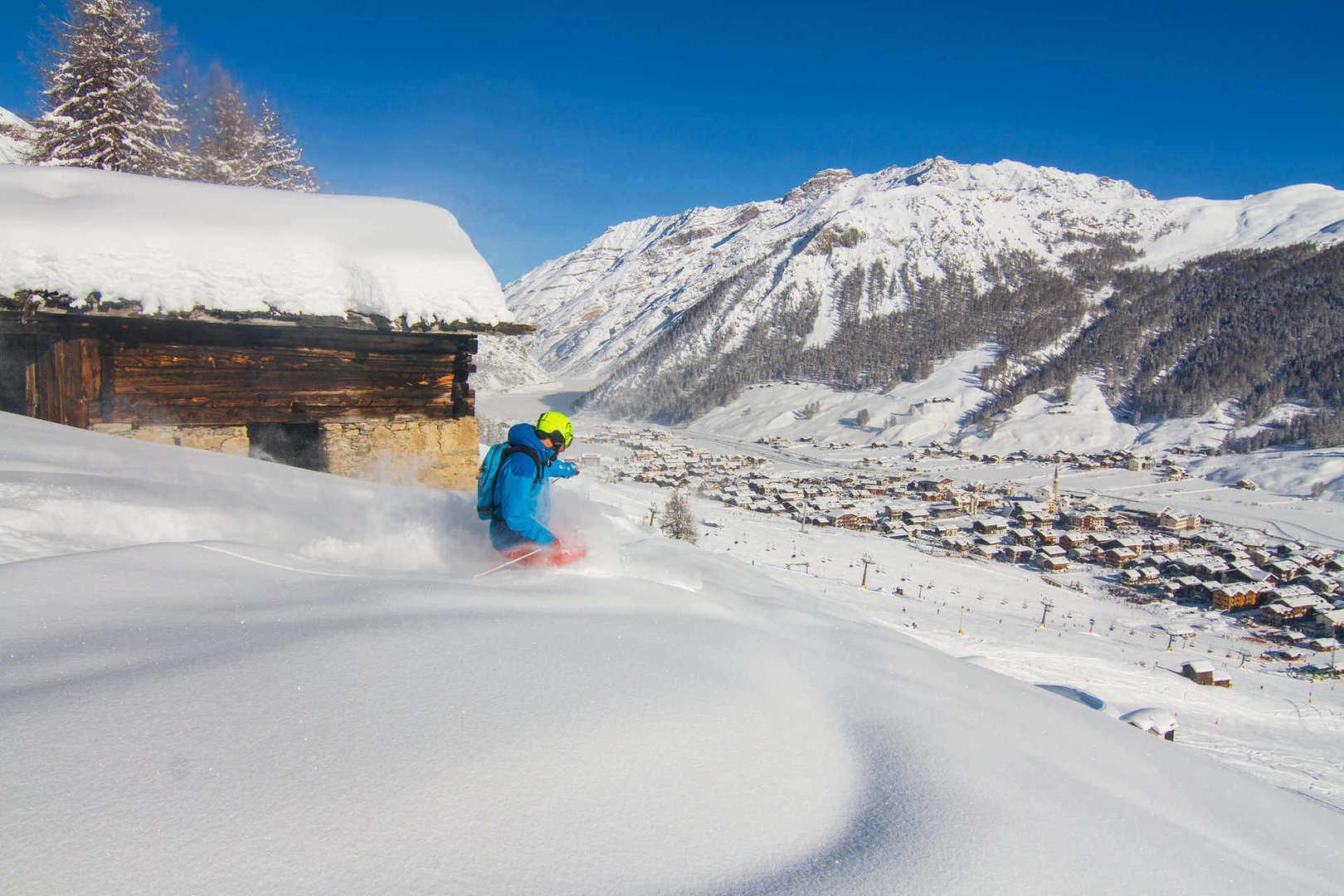 Sciare gratis a Livigno con la promozione Skipass Free
