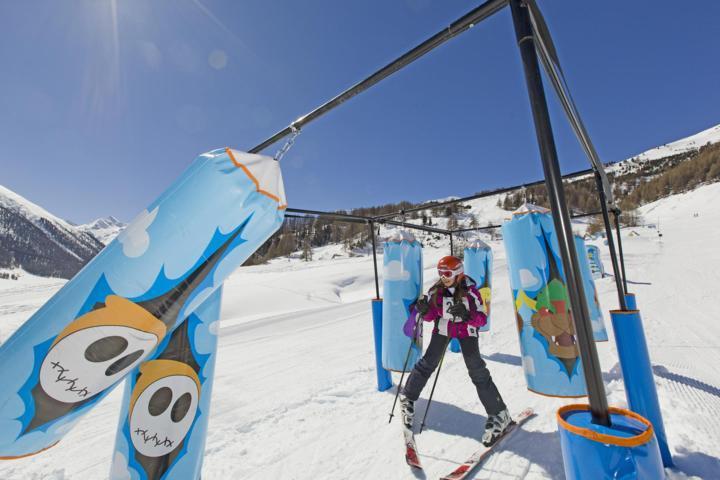 tracciati a ostacoli skiarea